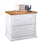 Martin Furniture SH450 Southampton 2-Drawer lateral file