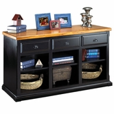 Martin Furniture SO573 Southampton 3-Drawer console