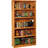Martin Furniture WF3670 Waterfall Open bookcase