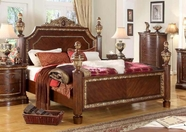 McFerran B2001-Q Queen Bed
