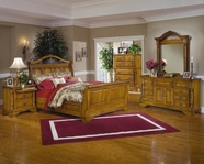 Millenia 330-423H+423F+423R-120-240 Winchester King Bedroom collection