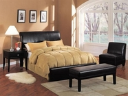 Montego Queen Bycast Pvc Bed - Acme 05625