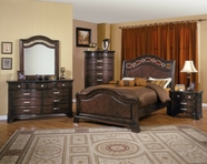 Orleans 1125 5 Pc Queen Bedroom collection