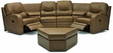 Palliser 40029-2x10-46-47-2xA1 Perth Sectional Theater Seating