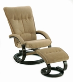 Palliser 51572-0S FACTOR Chair & Ottoman