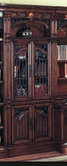 "Parker House BAR#440 32"" Glass Door Cabinet"