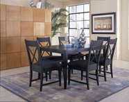 Progressive Furniture 43567-10-62 Hylton Road Dining Set w/Rectangular Dining Table