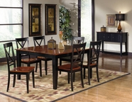 Progressive Furniture P809-10 Cosmo Dining Set