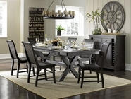 Progressive Furniture P812-10 Willow Dining Set