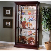 Pulaski 20542 Two Way Sliding Door Curio