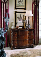 Pulaski 242125 Edwardian Bachelors Chest
