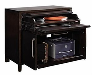 Pulaski 365555 Amaretto Accent Work Center
