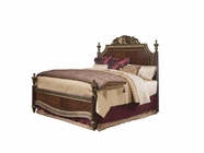 Pulaski 503150-51-52 Del Corto Queen Bed