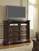 Pulaski 504145 Courtland Media Chest