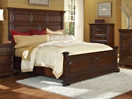 Pulaski 509160-61-52 Sedona Valley Eastern King Bed with no storage