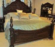 Pulaski 518160-61-52 Cassara Eastern King Bed
