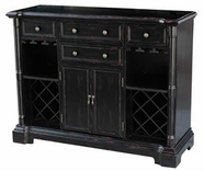Pulaski 597061 4 drawer wine cabinet