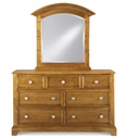 Pulaski 633110 Bearrific Small Dresser Mirror