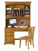 Pulaski 633130-31-32 Bearrific Desk collection