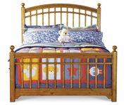 Pulaski 633170-71-72 Bearrific Full Bed