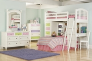 Pulaski 634184-85-86-87-88-00-10 Pawsitively Yours Complete Loft Bed collection