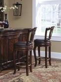 Pulaski 657501 Toscano Vialetto Bar Stool