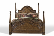 Pulaski 662160-61-63 San Mateo Poster California KIng Bed