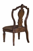 Pulaski 662270 San Mateo Carved Back Side Chair