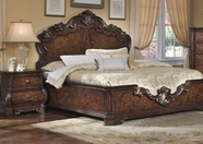 Pulaski 962185-86-87 Wellington Manor Platform California KIng Bed