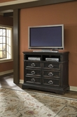 Pulaski 993145 Brookfield Media Chest