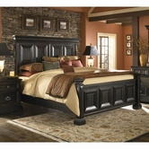 Pulaski 993170-71-72 Brookfield Queen Bed