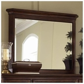 Riverside 13161 Middleton-Landscape Mirror-Spiced Cherry