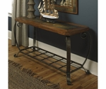 Riverside 28015 Harmony-Sofa Table-Harmony Antique Oak