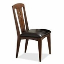 Riverside 2953 Craftsman Home-Side Chair (2in)-Americana Oak