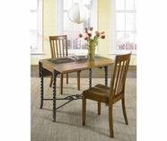 Riverside 45018 Medley-Drop Leaf Dining Table-Camden