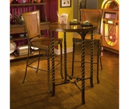 Riverside 45224 Medley-Pub Table-Penney Patina