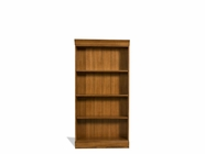 Riverside 69228 Woodlands Oak-60 Inch Bookcase-Canyon Oak