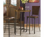 Riverside Medley Marbletop Pub Table Set 45024-29X2