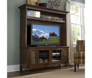 Riverside Stone Forge TV Console & Deck 31040-1