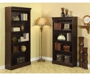 Riverside Urban Crossings 60 Inch & 72 Inch Bookcases 69128-29