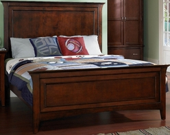 Samuel Lawrence 2225-530-531-401 Bridgeport Complete Twin Bed w/Rails