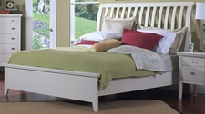 Samuel Lawrence 2446-232-239-401 NOVA TWIN Complete 232/239 Bed w/Rails