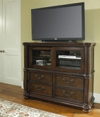 Samuel Lawrence 3530-160 SAN MARINO Entertainment Console