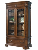 Samuel Lawrence 4455-934A-934B MADISON Complete Bookcase