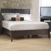 Samuel Lawrence 8064-270-271-407 SOUTHPARK E King Complete Bed w/Rails 6/6