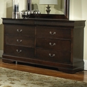 Samuel Lawrence 8070-010 BORDEAUX Drawer Dresser