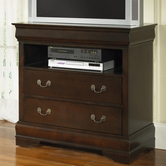 Samuel Lawrence 8070-161 BORDEAUX TV Stand