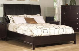 Samuel Lawrence 8088-250-251-400 VENTURA QUEEN Complete Bed w/Rails 5/0