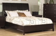 Samuel Lawrence 8088-270-271-406 VENTURA C King Complete Bed w/Rails 6/0