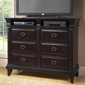 Samuel Lawrence 8098-160 KENDALL Entertainment Console